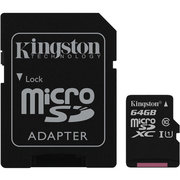 Kingston SDCS/64GB 64GB фото